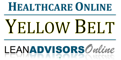 Lean Healthcare Yellow Belt