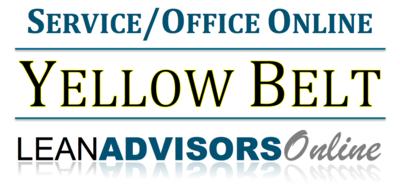 Lean Office Yellow Belt