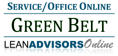 Lean Office Green Belt