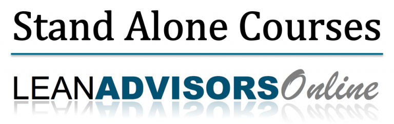 Stand Alone Courses